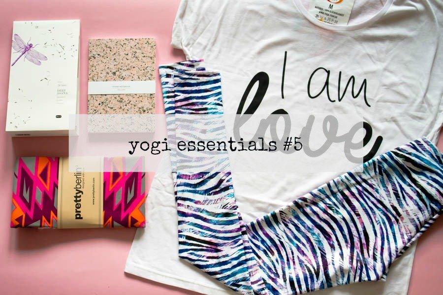 yogi essentials