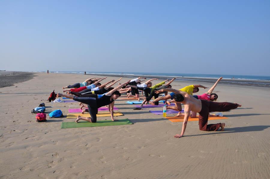 Yogareise