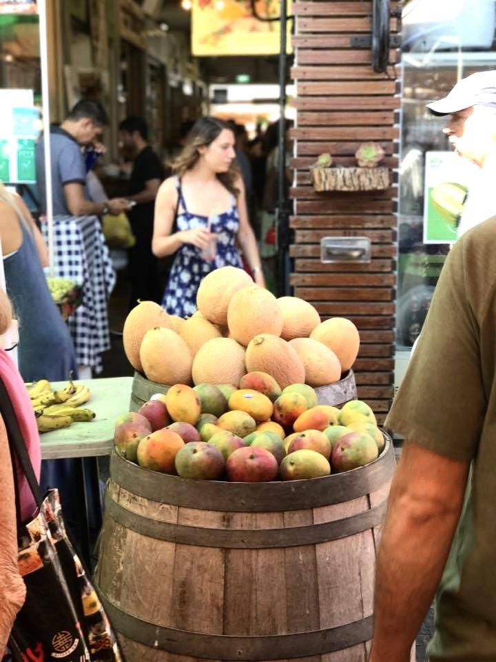 Tel Aviv Farmersmarket