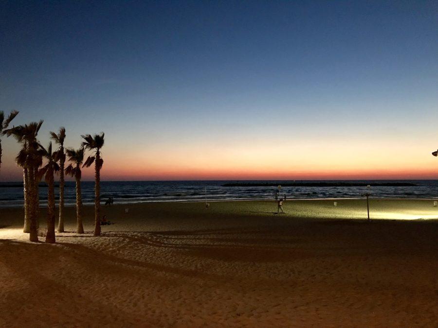 Tel Aviv Gordon Beach