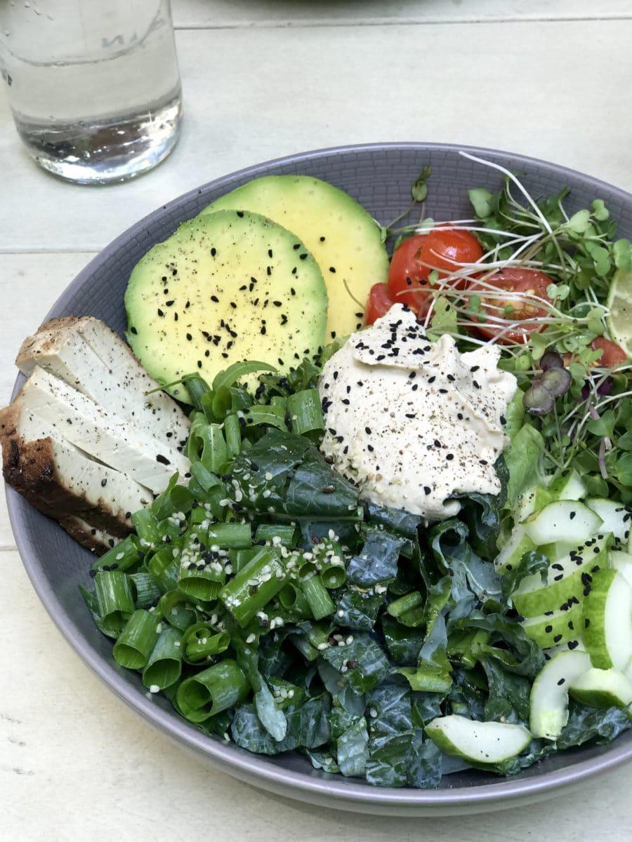 Grüner Salat Tel Aviv